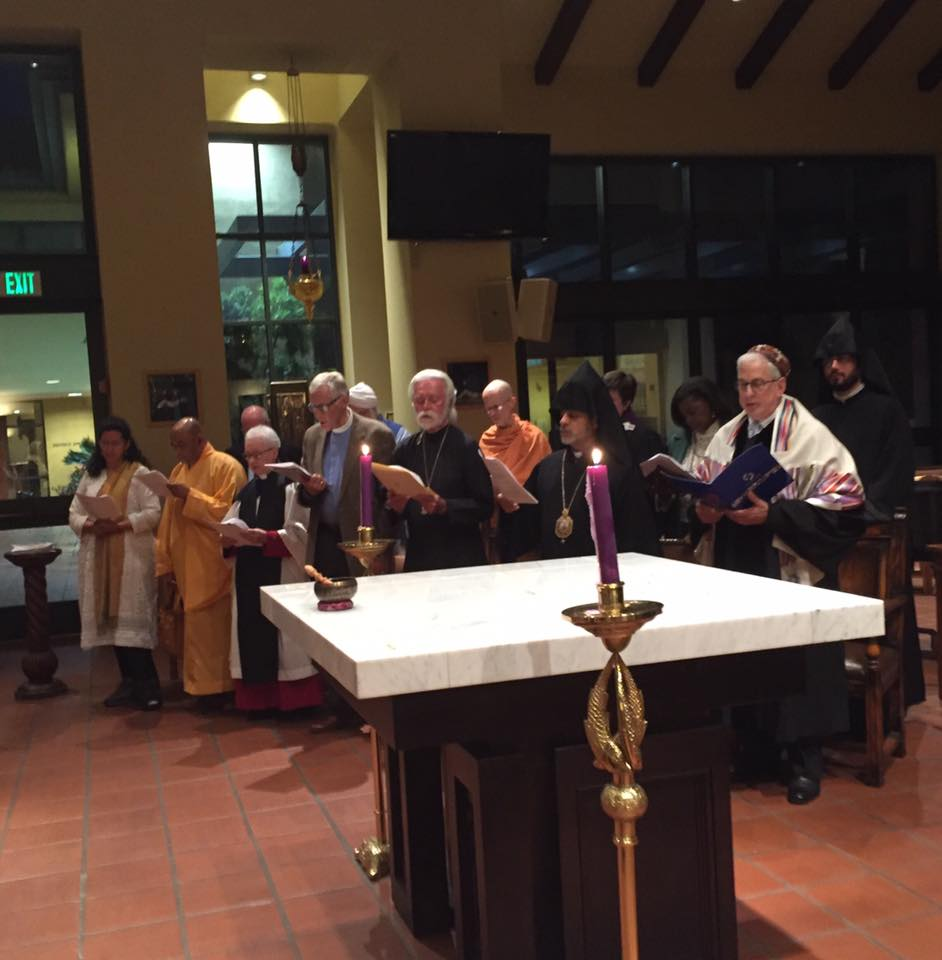 Los Angeles Council of Religious Leaders Service