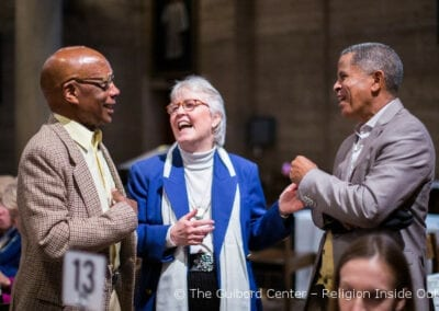 Dinner Chair James Nash with Dr. Lo Sprague and Dr. David Fields